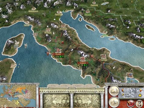 Campaign map image - Classical Age - Total War mod for