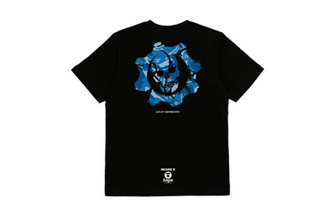 AAPE x 'Gears 5' Capsule Collection Releases at E3 2019