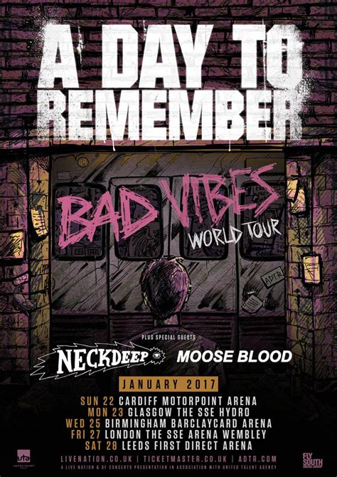 Stream A Day To Remember's New Album, Bad Vibrations
