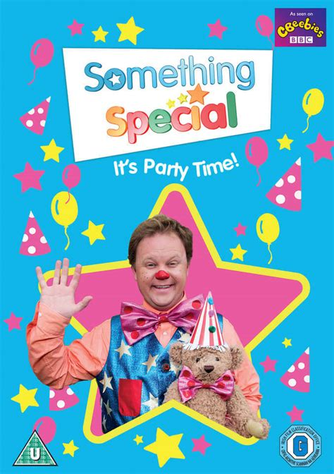 Something Special - It's Party Time DVD | Zavvi