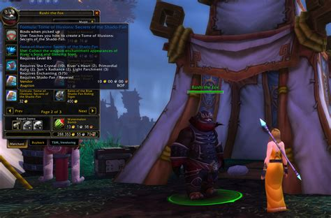 Tome of Illusions | Warcraft Gold Guides