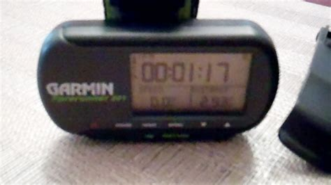 Garmin Forerunner 201 GPS with A/C charger check your RC