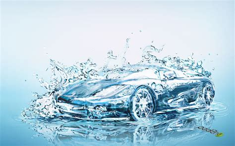Water car Wallpaper and Background Image | 1680x1050 | ID