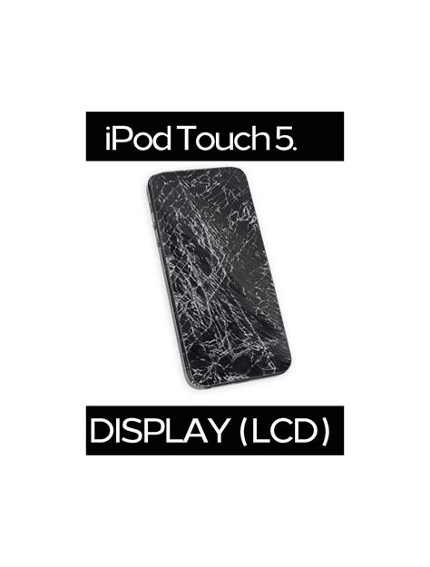 Apple iPod Touch 5G Display Reparatur