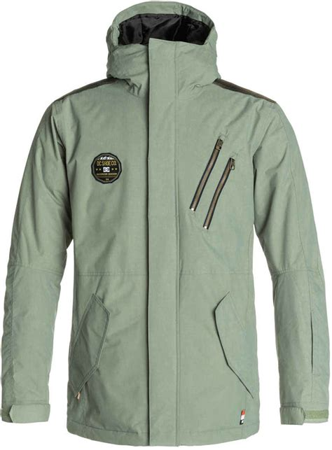 DC Camp Jacket Review - The Good Ride