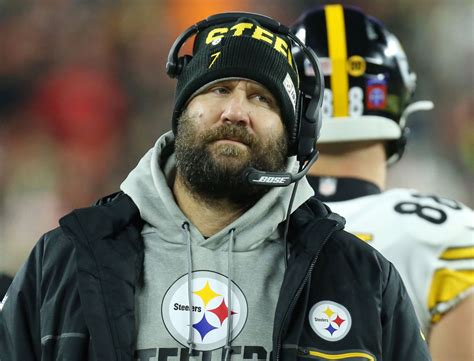 Steelers QB Ben Roethlisberger 'more determined than ever