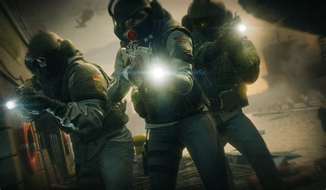 Rainbow Six Siege closed beta extended till 1 October and