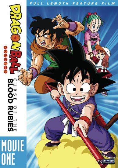 Dragon Ball Movie 1: Curse of the Blood Rubies   Anime-Planet