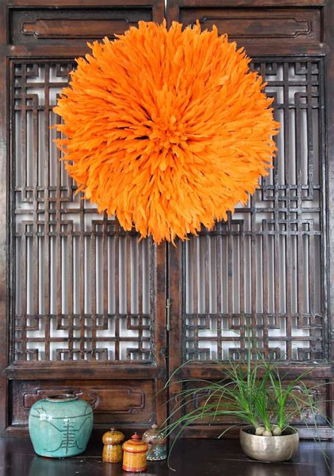Juju Hat- An African Wall Decor that Will Cozy Up Your