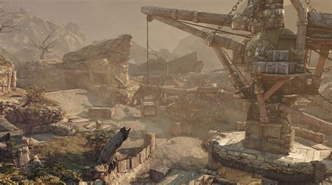 Gears of War 3 to have 6 multiplayer maps at launch