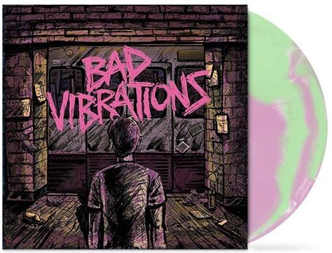 A DAY TO REMEMBER - Bad Vibrations (Limited Coke Bottle