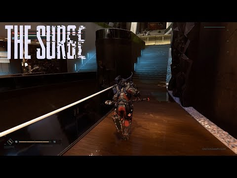 The Surge 2 Announced, Coming to PS4 Next Year - Push Square