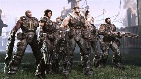 Gears of War Clasic - XBOX 360 - Games Torrents