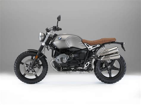 BMW unveils new models for 2016R nineT Scrambler leads the
