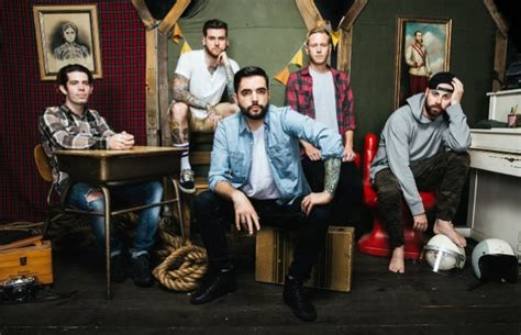 A Day To Remember: 'Bad Vibrations' Album Details Revealed