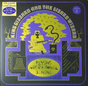 King Gizzard And The Lizard Wizard: Flying Microtonal