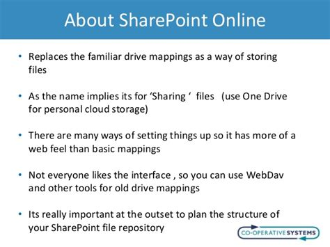 Office 365 and using SharePoint Online