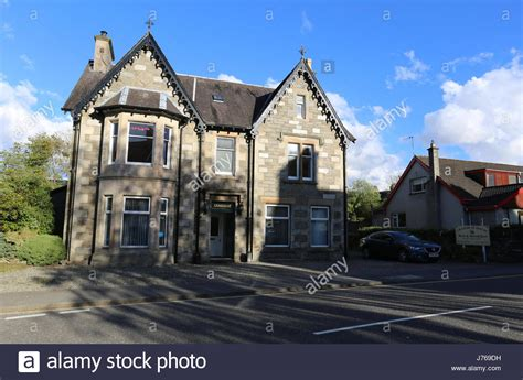 Bed And Breakfast Exterior Stock Photos & Bed And