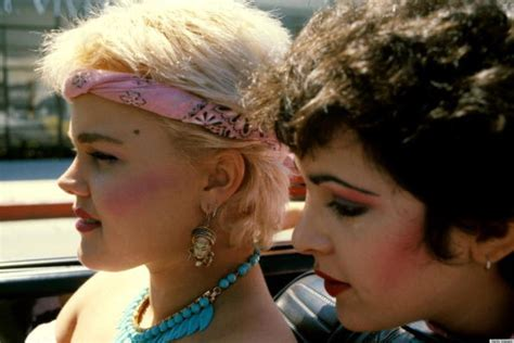 The Go-Go's Make Colorful '80s Makeup Cool (PHOTO) | HuffPost
