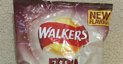 The Chip Report: Walkers UK Extra Crunchy Sticky BBQ Rib