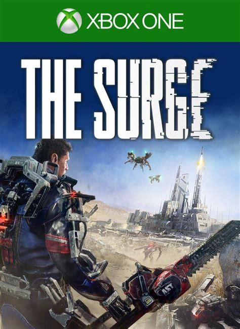 The Surge Could Be an Ambitious Sci-Fi Lords of the Fallen
