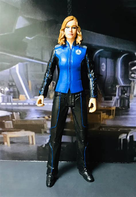 Custom Action Figure: Kelly from The Orville by