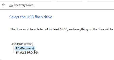 Top 2 Ways to Create Windows 10 Recovery Disk or USB Drive