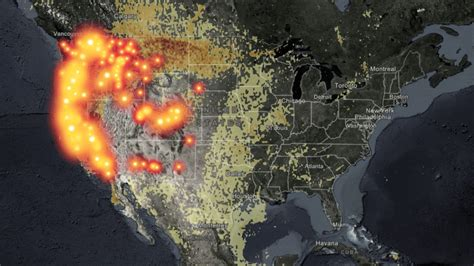 How far does wildfire smoke travel? These maps will tell