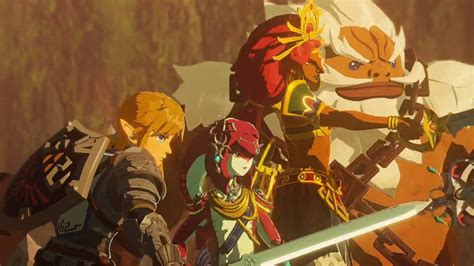 Video: Hyrule Warriors: Age of Calamity – Champions Unite