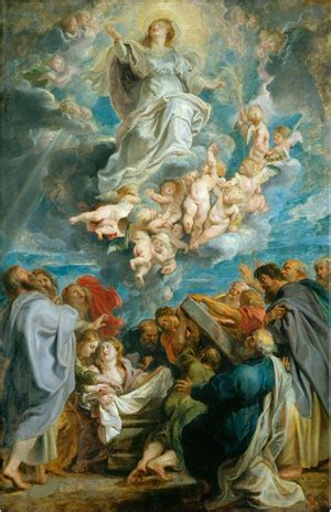 The Assumption or The Ascension?